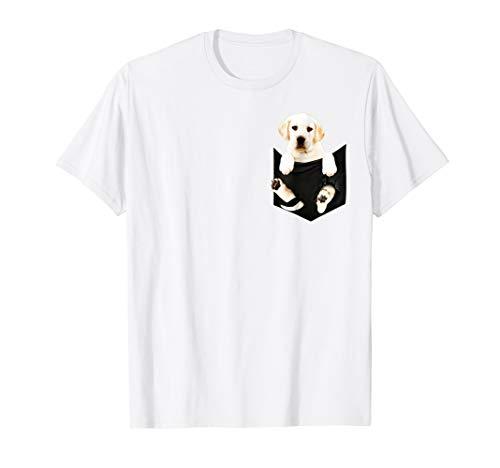 hite Labrador Puppy Shirt ()