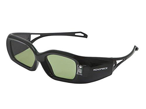 Monoprice 109459 DLP-Link 3D Glasses