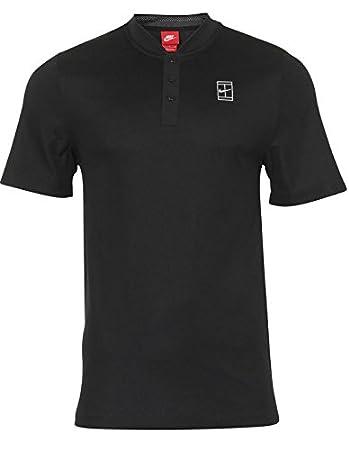 Nike Nikecourt Polo Camiseta, Hombre 743996-010_XS