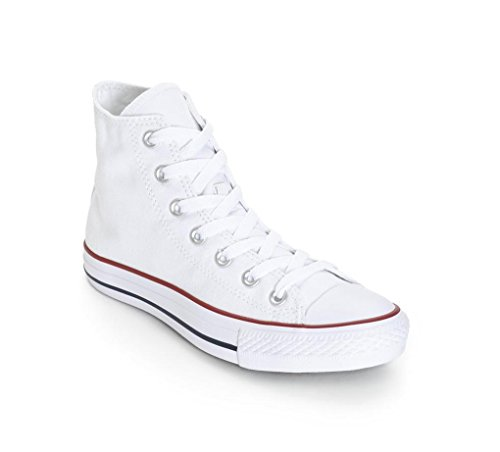 Converse Women's All Star Hi Top Optical White Shoes M7650 (7.5 MEN/9.5 WOMEN)