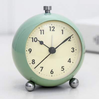 CPAZT Moderno Simple Mesa Redonda Escritorio Puntero despertadores ...