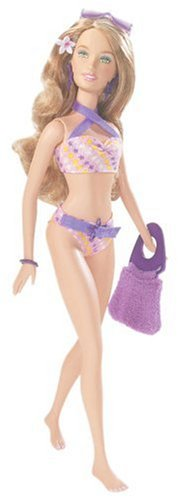 Summer K8384 Barbie Beach Glam