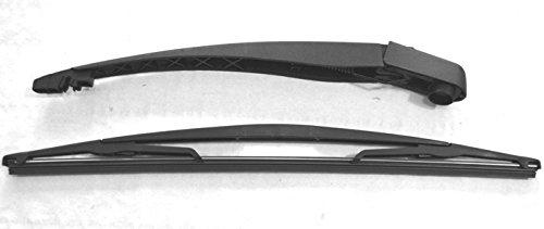Brazo y escobilla de limpiaparabrisas trasero de ajuste exacto 40 cm RA850: Amazon.es: Coche y moto
