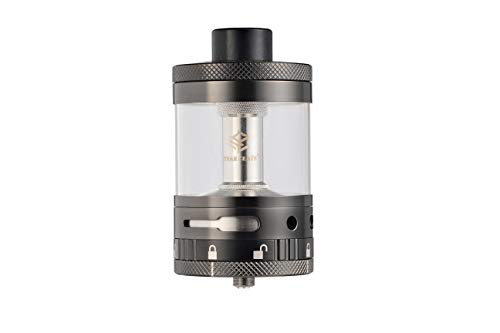 Steam Crave Aromamizer Titan RDTA Clearomizer Set Farbe gunmetal