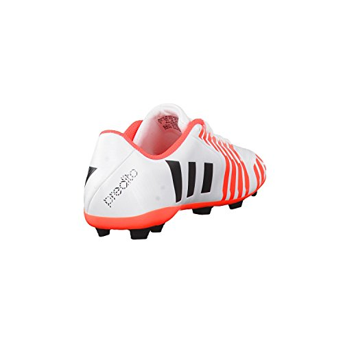 adidas Fussballschuhe Predito FxG J 37 1/3 ftwr white/core black/solar red