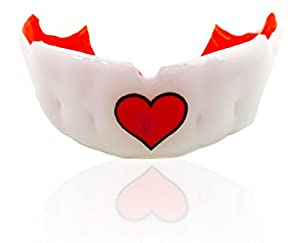 Impact Mouthguards Valentines Heart Professional Sports Mouthguard