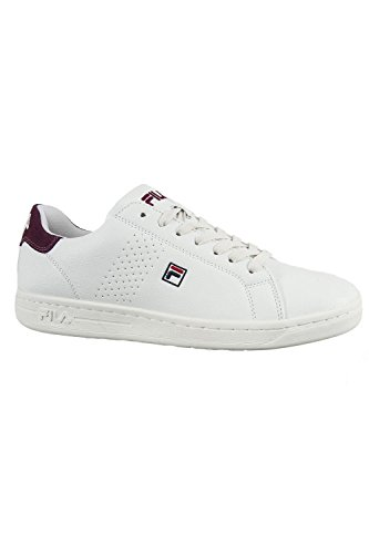 Mode Crosscourt Baskets Low Blanc f 2 1010276 Fila 41OHB5FWqW