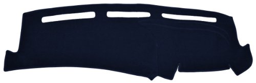 Dash Cover Mat Pad - For Nissan Pick-up 1987 - 1993 (Custom Carpet Navy)