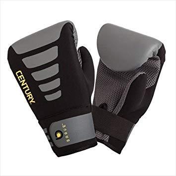 Century Brave Neoprene Bag Glove Size: S/M Black/Grey