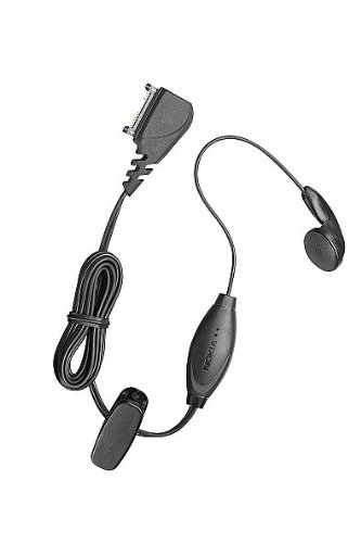 Nokia+HS-5+Earbud+Headset+with+Answer/+End+Button+-+Black