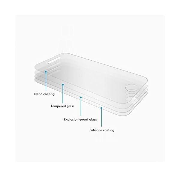Electrónica Rey Protector de Pantalla para Samsung Galaxy S5 / S5 Neo Cristal Vidrio Templado Premium 5