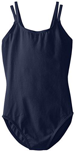 Capezio Big Girls' Classics Double Strap Camisole Leotard, N