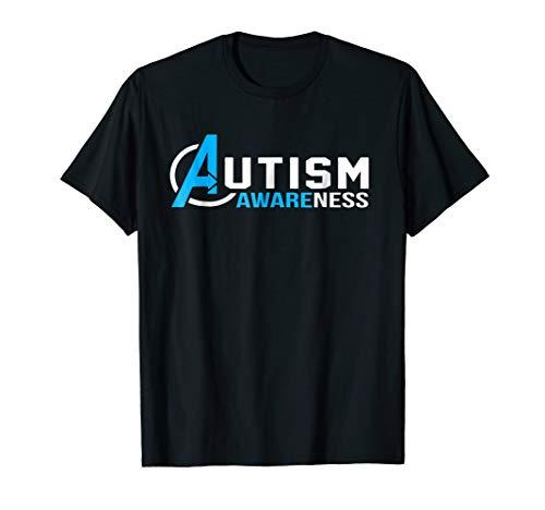 Autism Awareness T-shirt - Autism Superhero -