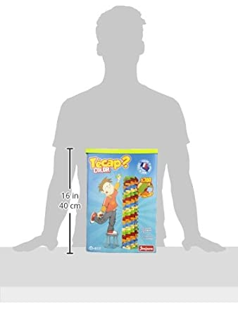 jeujura tecap color 8335 construction set with 300 pieces amazoncouk toys games - Tecap Color
