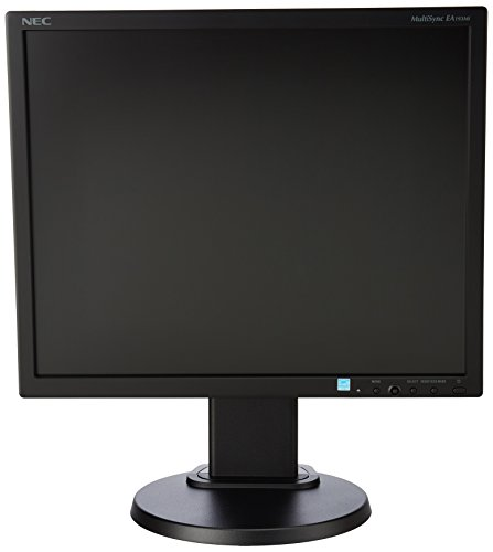 NEC Display EA193MI-BK MultiSync 19'' LED-Backlit LCD Monitor, Black