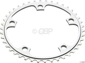 Shimano DuraAce-7800 2x10sp chainring, 130BCD - 39t (B) by Shimano B0011ZGJBW