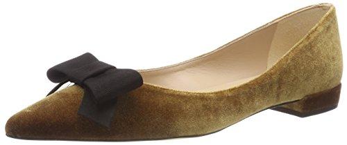 Con L Cerrada De Para Bennett k Mujer Punta bronze Tacón 487 Zapatos Sammy Braun p1HrYqx1