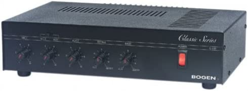 Bogen C100 Classic Series 100-Watt Public Address Amplifier