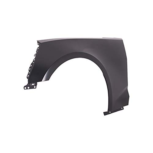 GM1241399C CAPA Front Passenger Side Fender compatible with 2016-2018 Chevrolet Camaro