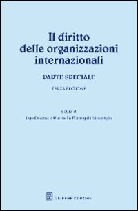 Il diritto delle organizzazioni internazionali. Parte speciale Copertina flessibile – 30 apr 2011 U. Draetta M. Fumagalli Meraviglia Giuffrè 8814153760