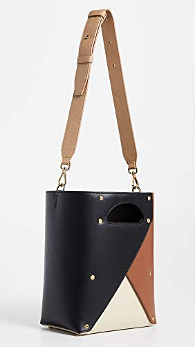 Bucket Lion Pablo Bag Yuzefi Women's Nero RxBqqSz