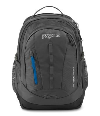 Price comparison product image JanSport Odyssey Backpack,  Forge Grey