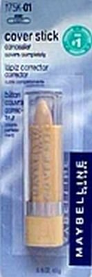 Maybelline Cover Stick, Ivory (Pack of 2)