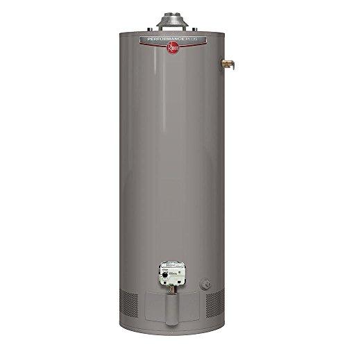 Rheem XG50T09HE40U0 Performance Plus 50 gal. Tall 9 Year 40,000 BTU High Efficiency Natural Gas Water Heater