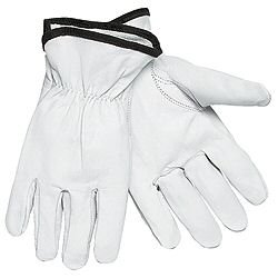 Memphis Glove (MCR Safety Gloves) 3611XL - Driverx27;s Work Gloves - Unlined, Size X-Large, Slip-On Cuff