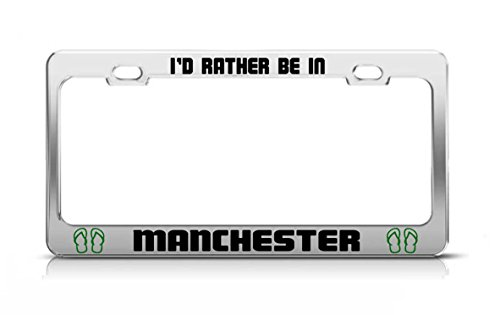 manchester united car tag - 7
