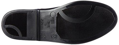 Armani Jeans Da Donna Stivale Stivali Di Gomma Nero (nero)