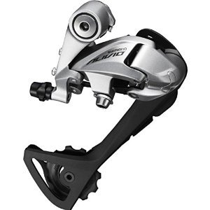 SHIMANO RD-T4000, SGS 9-Speed, TOP-Normal, Direct Attachment, Silver