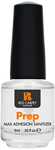 Red Carpet Manicure Prep Max Adhesion Sanitizer - 9 ml