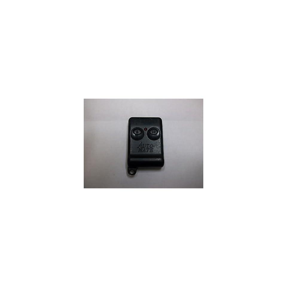 AUTOMATE EZSDEI467 2BTN Factory OEM KEY FOB Keyless Entry Remote Alarm Replace