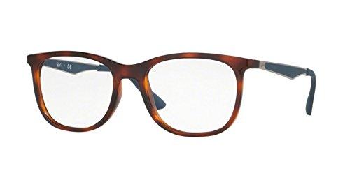Ray Ban 0RX7078 Havana Eyeglasses