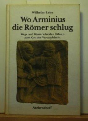 Wo Arminius die Römer schlug. Wege auf Wasserscheiden führen zum Ort der Varusschlacht