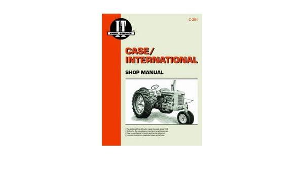 wiring diagram for case vac tractor amazon com case 311 tractor service manual  it shop  home  case 311 tractor service manual