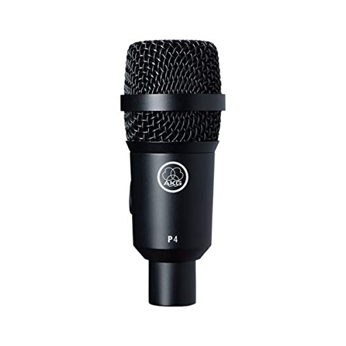 AKG P4 High-Performance Dynamic Instrument Microphone