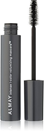 Brown Plum - Almay Intense I-Color Volumizing Mascara For Brown Eyes, Plum [031] 0.4 oz (Pack of 2)
