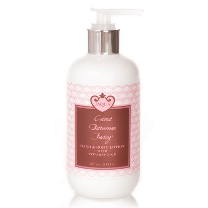 (Jaqua Coconut Buttercream Frosting Hand & Body Lotion)