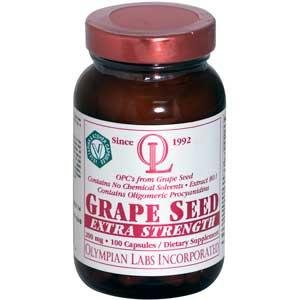 grape seed extract olympian labs - 3
