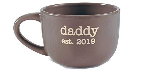 Mud Pie Daddy Est 2019 Mug 16oz