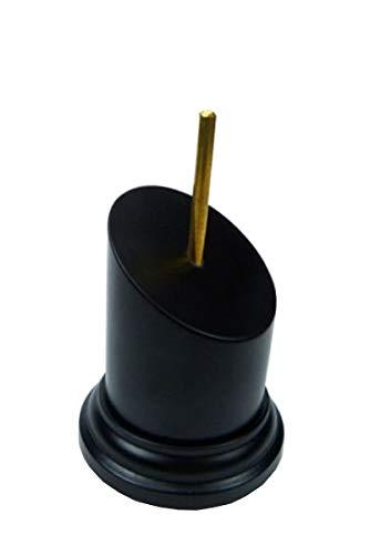 [해외]그린 직원 월드 전시품 흉상 모형 용 원형 (직경 5.0 cm) 검정 취미 용 액세서리 GSWD-1816 / Green Staff World Display Table Bust Model Round (Diameter 5.0cm) Black Hobby Accessories GSWD-1816