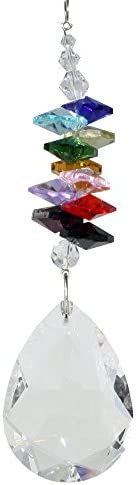 G701-20 HAB /& GUT diametro 20 millimetri Crystal Set con 3 palle di cristallo di piombo