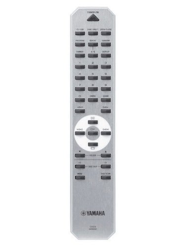 Yamaha CD-C600-RK Five Disc CD Changer Front Panel USB Port MP3, WMA Playback DAC Conversion