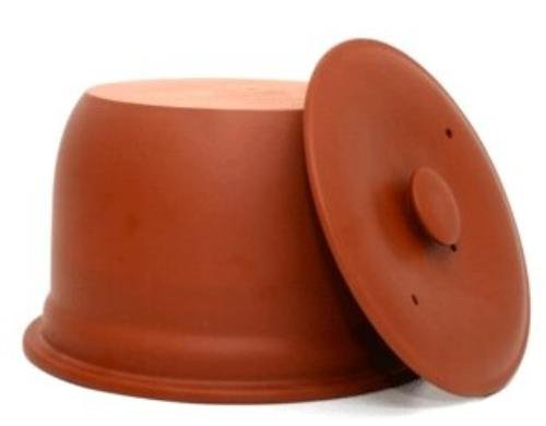 VitaClay Replacement Clay Pot Set - 8 Cup - For Cookers VF-7900-4 and VF7700-8 VF7700-6CLAYSET