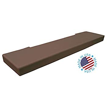 Image of Kidkusion Soft Seat Hearth Pad, Brown, One Size