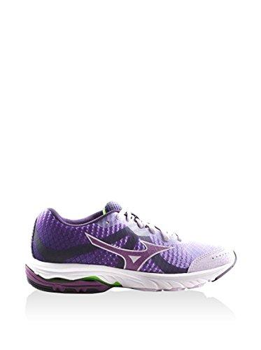 Wos Mizuno Wave Violet Running Femme Violett Chaussures Elevation de qwpS1x4TPn