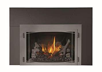 Amazoncom Napoleon Infrared X3 Natural Gas Fireplace Insert