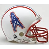 Houston Oilers 1981 to 1996 - NFL MINI Helmet
